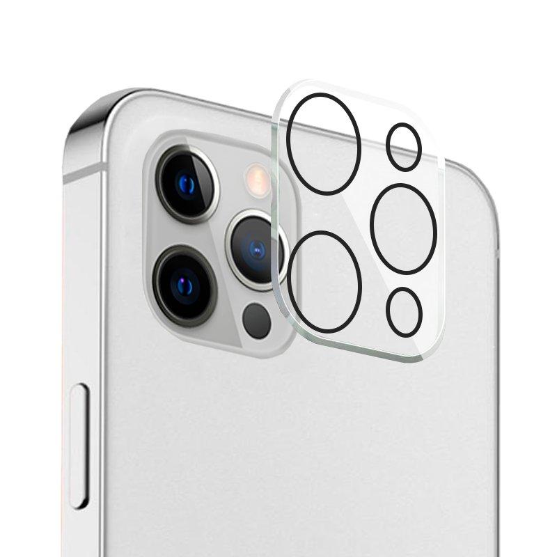 Protector Cristal Templado COOL para Cámara de iPhone 12 Pro