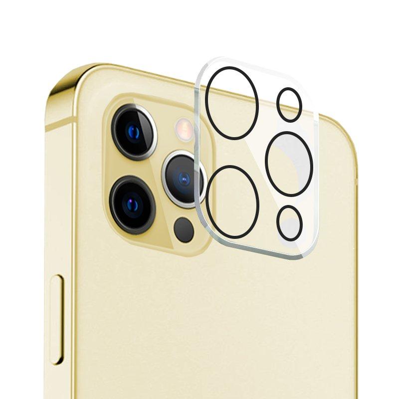 Protector Cristal Templado COOL para Cámara de iPhone 12 Pro Max