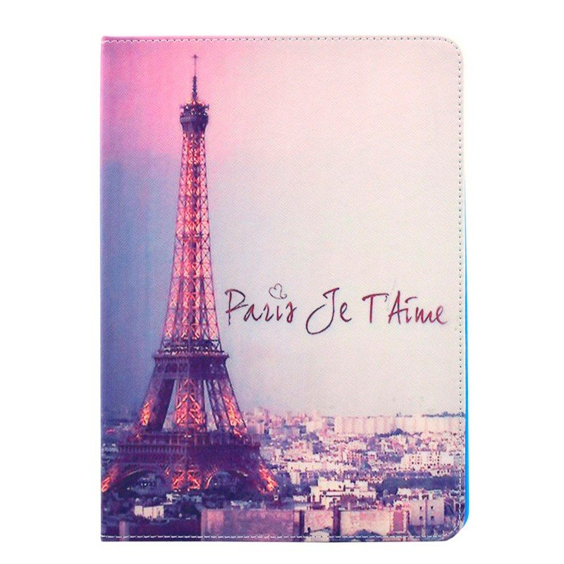 Funda iPad Mini 4 / iPad Mini 5 (2019) Dibujos Paris