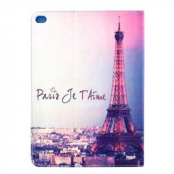Funda iPad Mini 4 Dibujos Paris