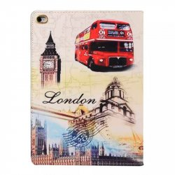 Funda iPad Mini 4 Dibujos London
