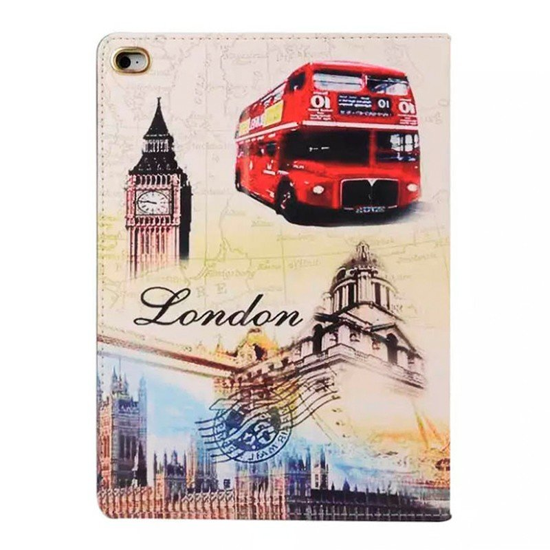 Funda iPad Mini 4 / iPad Mini 5 (2019) Dibujos London