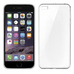 Funda Silicona iPhone 6 / 6s (Transparente)