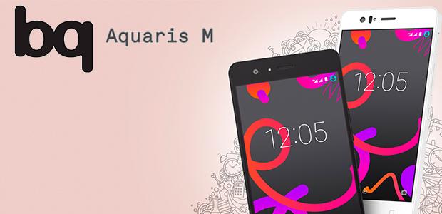 Slide BQ Aquaris M