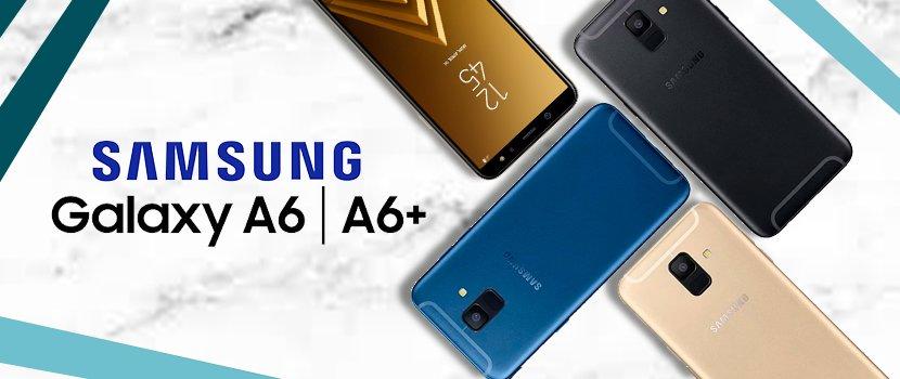 Samsung A600 Galaxy A6