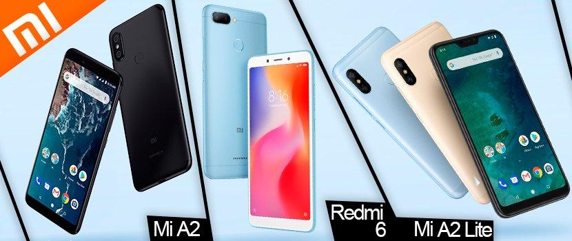 Xiaomi Redmi Mi A2 Lite