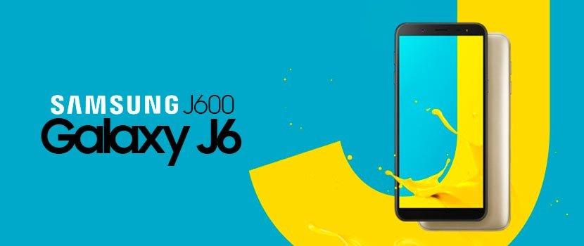 Samsung J600 Galaxy J6