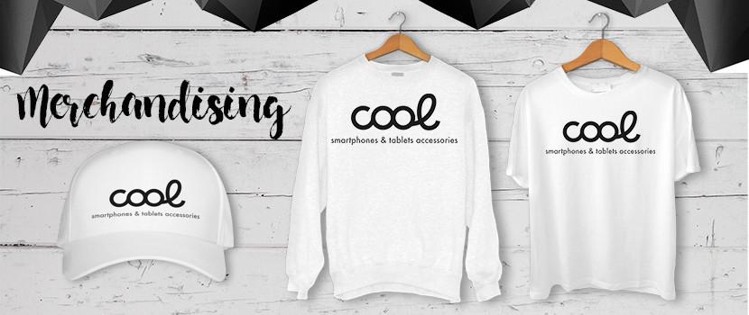 Merchandising Cool Accesorios