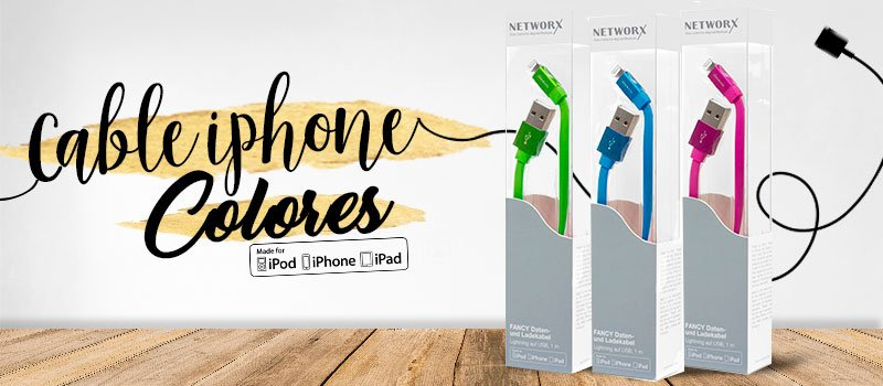 CABLE MADE FOR IPHONE