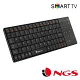 Teclado NGS Fighter Especial Smart TV